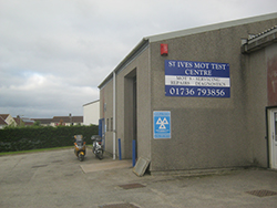 St Ives MoT Test Centre